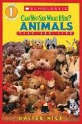 Walter Wick - Can You See What I See ? - Animals: A Read-and-Seek Reader