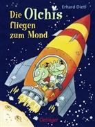 Erhard Dietl, Erhard Dietl - Die Olchis fliegen zum Mond