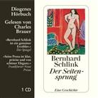 Bernhard Schlink, Charles Brauer - Der Seitensprung, 1 Audio-CD (Hörbuch)