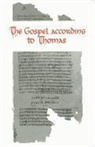Guillaumont, PUECH, Gilles Quispel, Till, Abd Al-Masih, A. Guillaumont... - The Gospel According to Thomas: Coptic Text