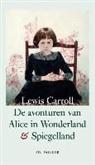 L. Carroll, Lewis Carroll, J. Tenniel, John Tenniel - De avonturen van Alice in Wonderland en Spiegelland