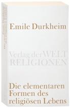 Emile Durkheim, Émile Durkheim - Die elementaren Formen des religiösen Lebens.