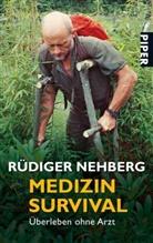 Rüdiger Nehberg - Medizin Survival