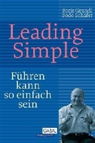 Bori Grundl, Boris Grundl, Bodo Schäfer - Leading Simple