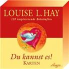 Hay, Louise Hay, Louise L Hay, Louise L. Hay - Du kannst es!, Meditationskarten
