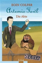 Colfer, Eoin Colfer - Artemis Fowl, Die Akte