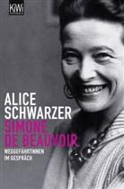 Alice Schwarzer - Simone de Beauvoir