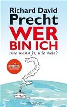 Richard D Precht, Richard D. Precht, Richard David Precht - Wer bin ich - und wenn ja wie viele?