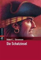 robert l Stevenson, Robert L. Stevenson, Robert Louis Stevenson, Don-Oliver Matthies, Dieter Wiesmüller - Die Schatzinsel