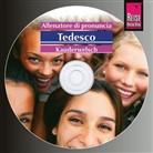 Claudia Schmidt - Allenatore di pronuncia Tedesco AusspracheTrainer, 1 Audio-CD (Hörbuch)