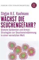 Stefan H Kaufmann, Stefan H E Kaufmann, Stefan H. E. Kaufmann, Stefan H.E. Kaufmann, Klau Wiegandt, Klaus Wiegandt - Wächst die Seuchengefahr?