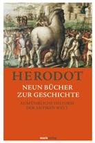 Herodot - Neun Bücher zur Geschichte