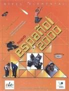 Collectif, N. Garcia Fernandez, J. Sanchez Lobato - Espanol 2000 - elemental: Nuevo espanol 2000 elemental libro del alumno