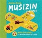 Andrew Bond - Musizin: Musizin, Playback (Hörbuch)