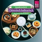 Francois Hauser, Francoise Hauser, Françoise Hauser, Katharina Sommer - Chinesisch kulinarisch - AusspracheTrainer, 1 Audio-CD (Hörbuch)