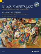 Uwe Korn - Klassik meets Jazz, für Klavier, m. Audio-CD