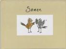Vogelijn / Samen / druk 1