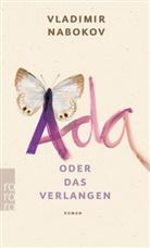 Vladimir Nabokov - Ada oder Das Verlangen