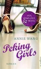 Annie Wang - Peking Girls