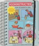 R. van Halderen - Kookinstructies for Students only / druk 1