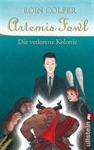 Colfer, Eoin Colfer, Heidelbach, Nikolaus Heidelbach - Artemis Fowl