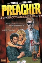 Garth Ennis, Steve Dillon, Steve Dillon - Preacher - Bd.3: Preacher - Sie kamen nach Masada