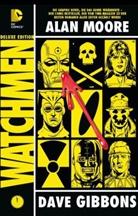 Dave Gibbons, Alan Moore, Dave Gibbons, Dave Gibbons - Watchmen