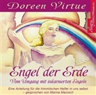 Doreen Virtue, Marina Marosch, Marina Marusch - Engel der Erde, 1 Audio-CD (Hörbuch)