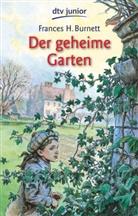 Frances H Burnett, Frances Hodgson Burnett - Der geheime Garten