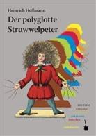 Heinrich Hoffmann, Heinrich Hoffmann, Walter Sauer - Der polyglotte Struwwelpeter
