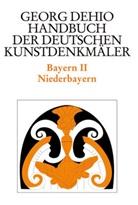 Georg Dehio, Franz Bischoff, Franz Bischoff u a, Michae Brix, Michael Brix, Dehio Vereinigung... - Handbuch der Deutschen Kunstdenkmäler: Bayern. Tl.2