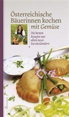 Löwenzahn Verlag - Österreichische Bäuerinnen kochen mit Gemüse