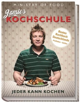 Jamie Oliver, David Loftus, Chris Terry, Chris (Fotogr.) Terry - Jamies Kochschule - Jeder kann kochen
