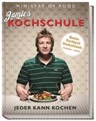 Jamie Oliver, David Loftus, Chris Terry, Chris (Fotogr.) Terry - Jamies Kochschule