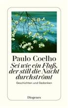 Paulo Coelho, Maralde Meyer- Minnemann - Sei wie ein Fluss, der still die Nacht durchströmt