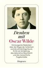 Oscar Wilde, Wolfgan Kraus, Wolfgang Kraus - Denken mit Oscar Wilde
