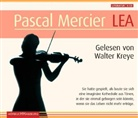 Pascal Mercier, Walter Kreye - Lea, 6 Audio-CDs (Hörbuch)