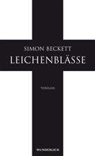 Simon Beckett - Leichenblässe