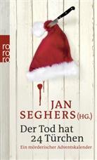 Ja Seghers, Jan Seghers, Jan (Hrsg.) Seghers - Der Tod hat 24 Türchen