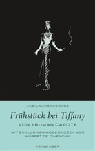 Truman Capote, Hubert de Givenchy, Hubert de (Illustr.) Givenchy - Frühstück bei Tiffany