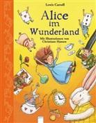 Lewis Carroll, Irma Krauß, Christiane Hansen - Alice im Wunderland, m. Audio-CD