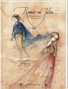 W. Shakespeare, William Shakespeare, C. Unzner - Romeo en Julia