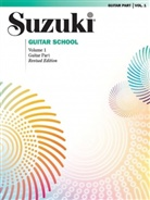Shinichi Suzuki - Suzuki Guitar School, Guitar Part. Vol.1