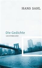Hans Sahl, Ker, Nils Kern, Siblewsk, Klaus Siblewski - Die Gedichte