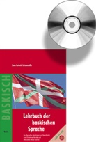Christiane Bendel, Juan A Letamendia, Juan A. Letamendia, Juan Antonio Letamendia, Mercedes Pérez Garcia - Lehrbuch der baskischen Sprache, m. Audio-CD