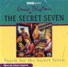 Enid Blyton, Sarah Greene - Puzzle for the Secret Seven, 2 Audio-CDs (Hörbuch)