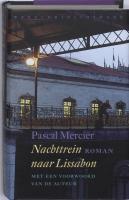 P. Mercier, Pascal Mercier - Nachttrein naar Lissabon