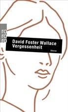 David F Wallace, David Foster Wallace - Vergessenheit