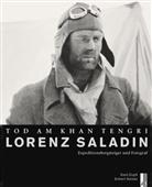 Robert Steiner, Emil Zopfi - Tod am Khan Tengri - Lorenz Saladin