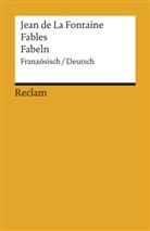 Jean de La Fontaine, Jean de LaFontaine, Jürge Grimm - Fables. Fabeln